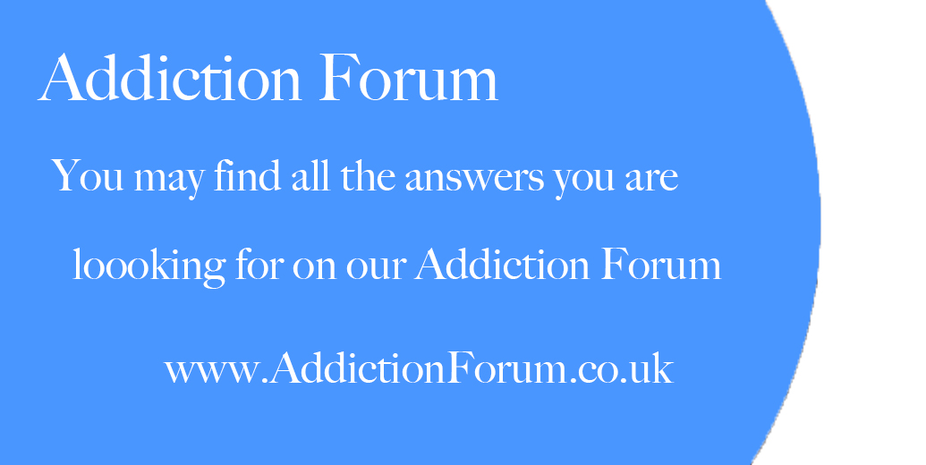 Residential rehab addiction forum