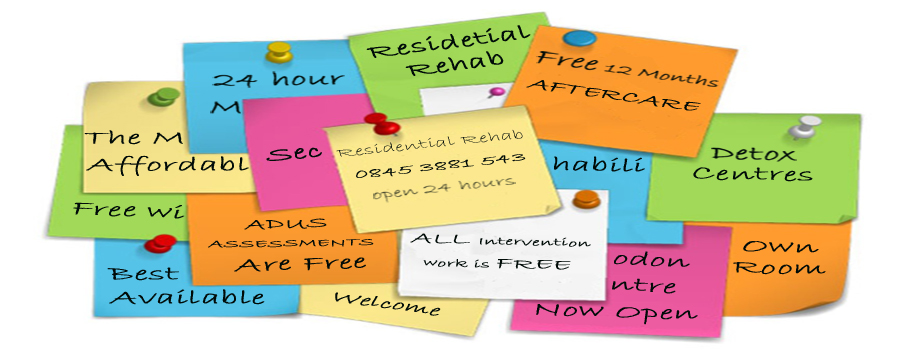 Residential rehab offers