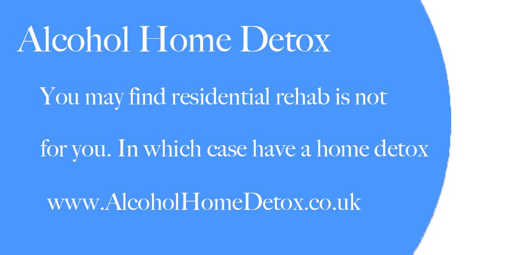 residential rehab home detox